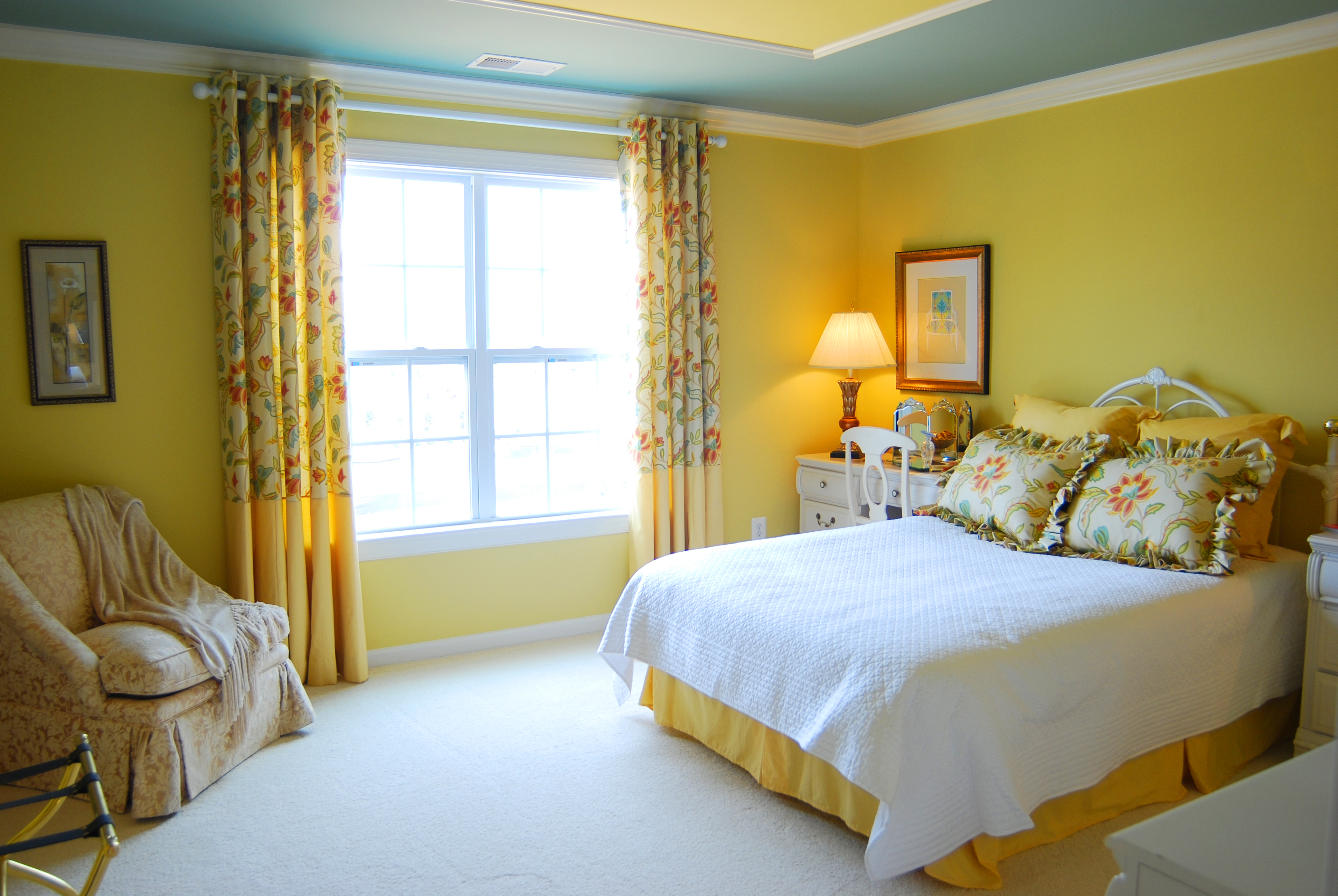 yellow color bedroom asian paints 171 a shade of pen 13890