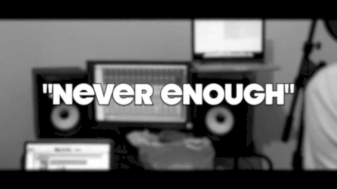 enough is never enough