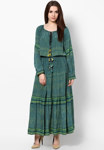 Label-Ritu-Kumar-Viscose-Blend-Green-Printed-Dress-8636-051757-1-zoom